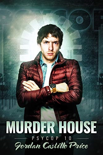 Murder House Book Cover