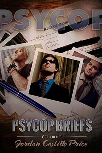 Review: PsyCop Briefs: Volume 1 – Jordan Castillo Price