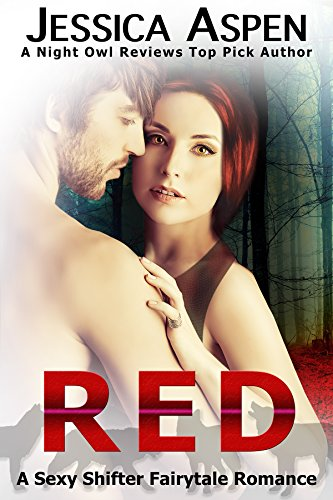 Review: RED: A Sexy Shifter Fairytale Romance – Jessica Aspen