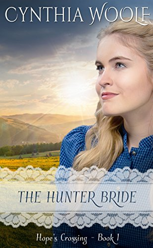Review: The Hunter Bride – Cynthia Woolf