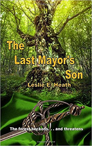 The Last Mayor's Son Book Cover