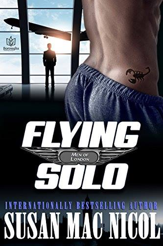 Flying Solo Book Cover