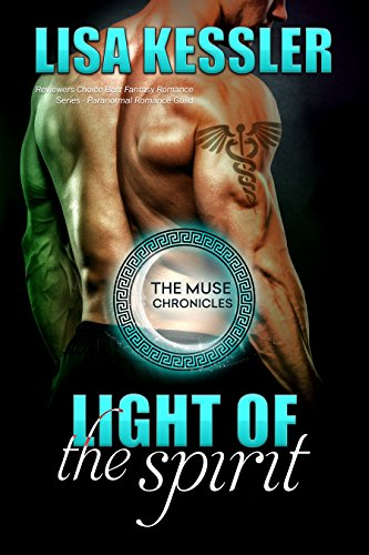 Review: Light of the Spirit – Lisa Kessler