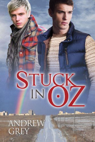 Stuck in Oz Book Cover