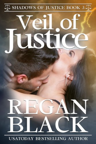 Review: Veil of Justice – Regan Black