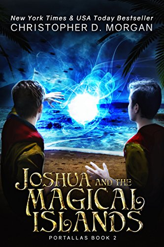Joshua and the Magical Islands Book Cover