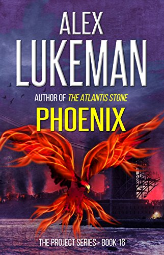 New Release Giveaway – PHOENIX By Alex Lukeman