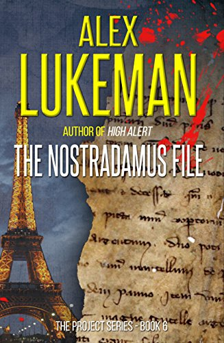 Dual Review: The Nostradamus File – Alex Lukeman