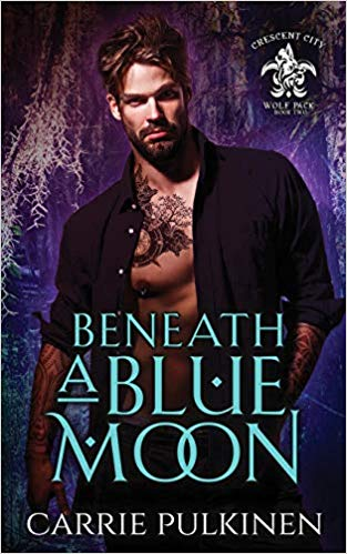 REVIEW: BENEATH A BLUE MOON – CARRIE PULKINEN