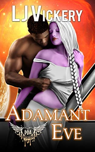 Review: Adamant Eve – LJ Vickery