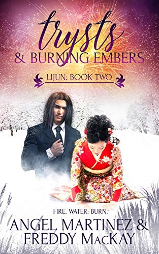 Review: Trysts and Burning Embers – Angel Martinez & Freddy MacKay