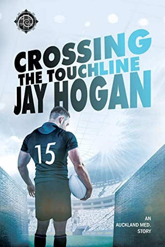 Crossing the Touchline Book Cover