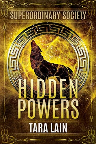 Hidden Powers Book Cover