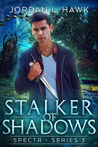 Stalker of Shadows Book Cover