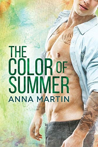 Review: The Color of Summer – Anna Martin