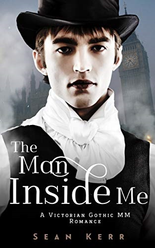 The Man Inside Me: An MM Gothic Romance Book Cover