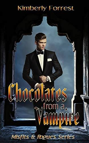 Chocolates From a Vampire Book Cover