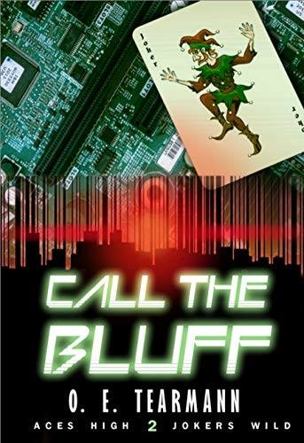 Call the Bluff Book Cover