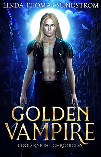 REVIEW: GOLDEN VAMPIRE – LINDA THOMAS-SUNDSTROM