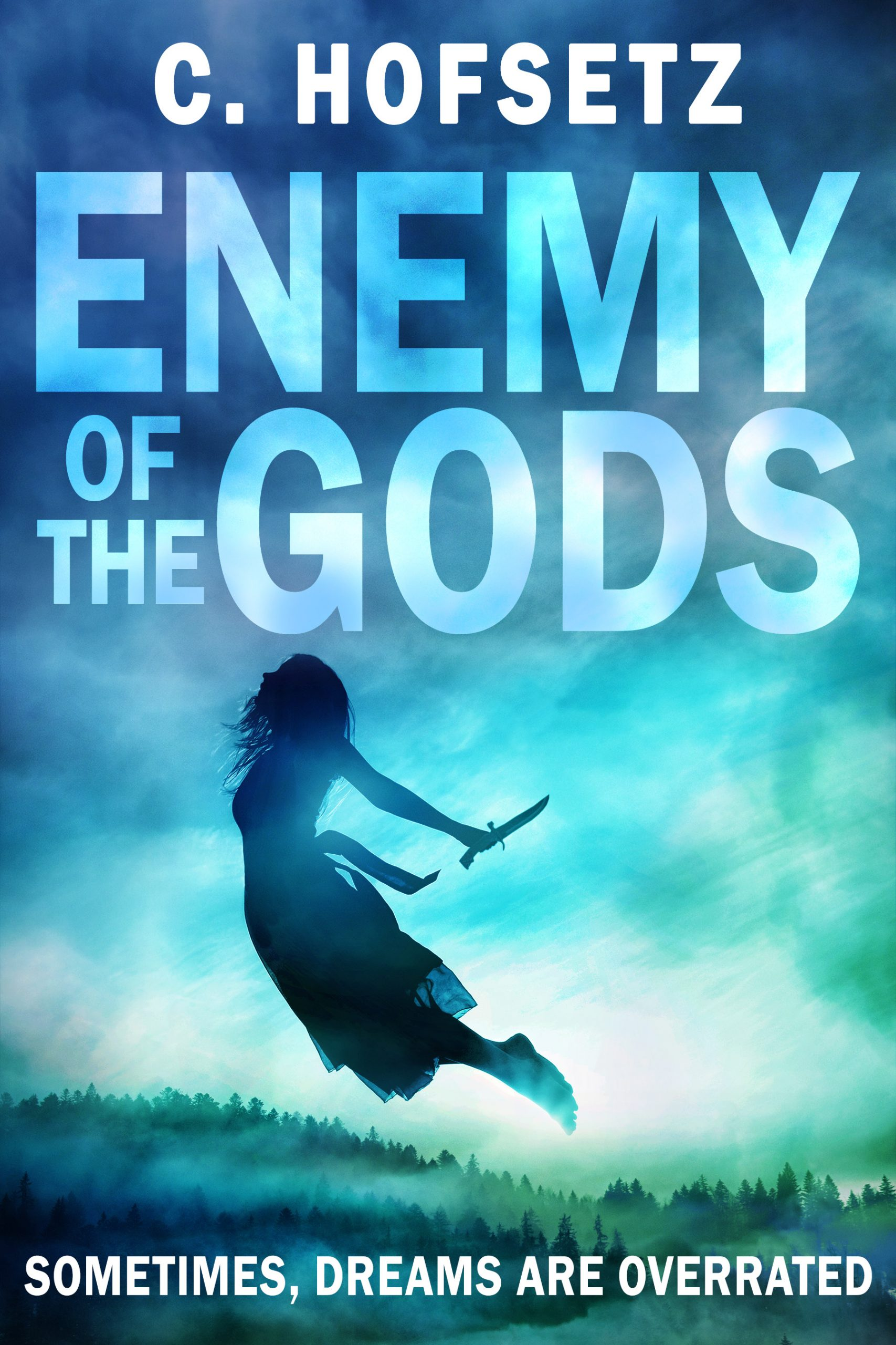 Enemy of the Gods Book Cover