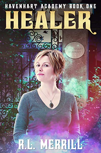 New Release Giveaway: Healer by R. L. Merrill
