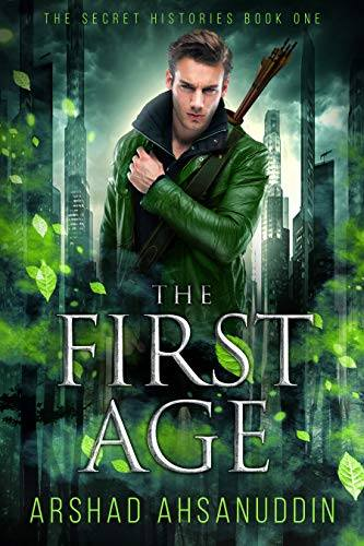 The First Age: Where Angels Fear to Tread Book Cover