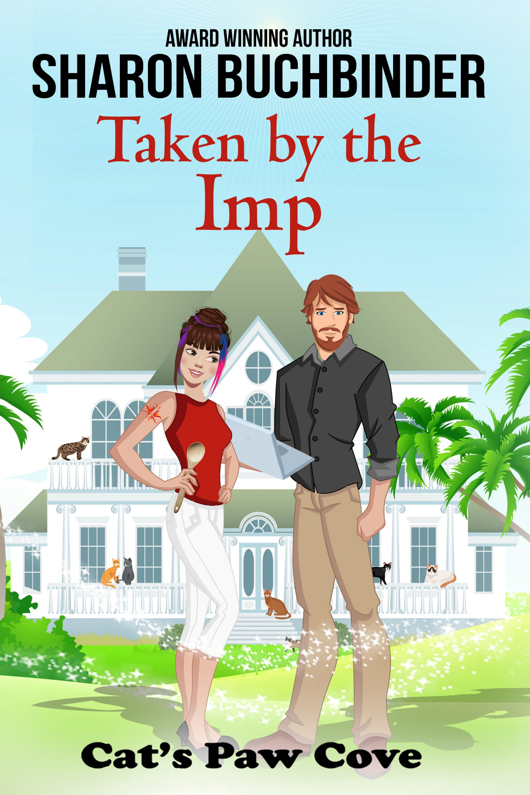Taken by the Imp Book Cover