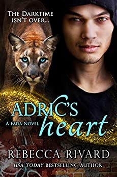 Adric's Heart: A Fada Novel Book Cover