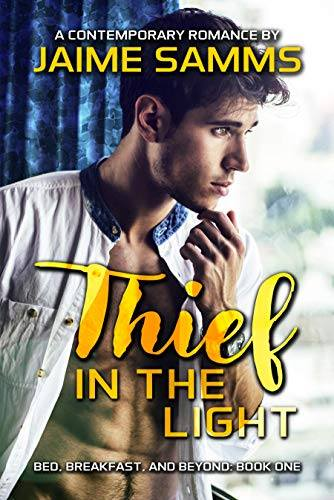 REVIEW: THIEF IN THE LIGHT – JAIME SAMMS