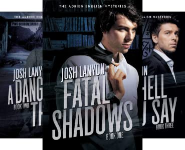 REVIEW: Adrien English Mysteries: Books 1-6 – Josh Lanyon