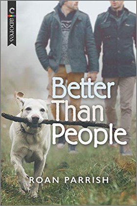 Better Than People Book Cover