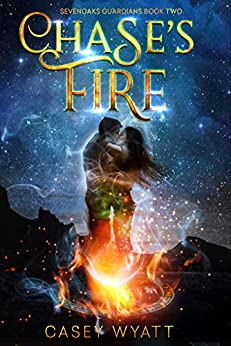Chase's Fire Book Cover